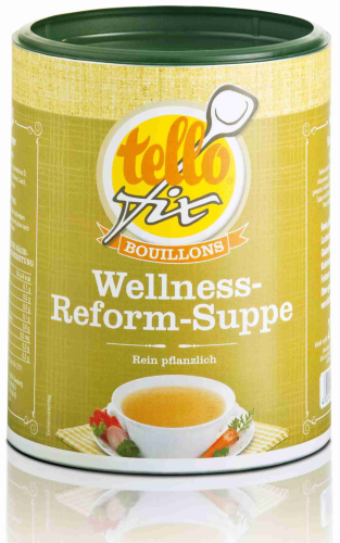 Wellness Reform Suppe